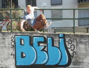 Beli-Graffiti